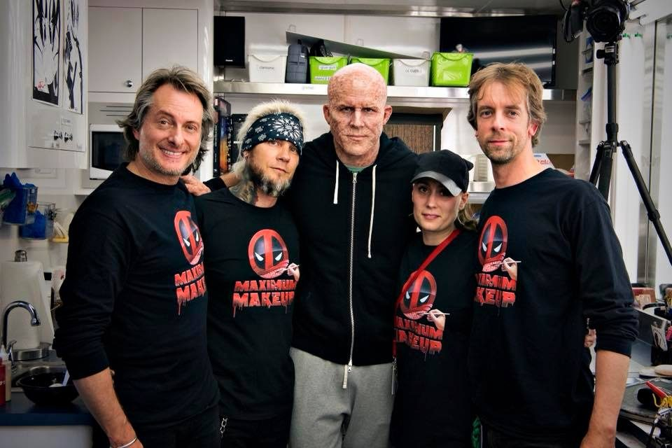 《死侍2》終於殺青很快就上映!萊恩雷諾斯PO花絮照:我愛我的猥褻天才團隊!(7張)