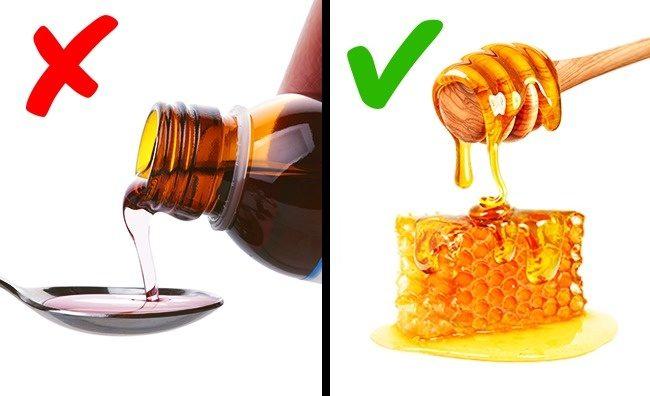 8種經過科學家認證有效的「神奇自然食物療法」,吃蜂蜜比感冒糖漿更有效!
