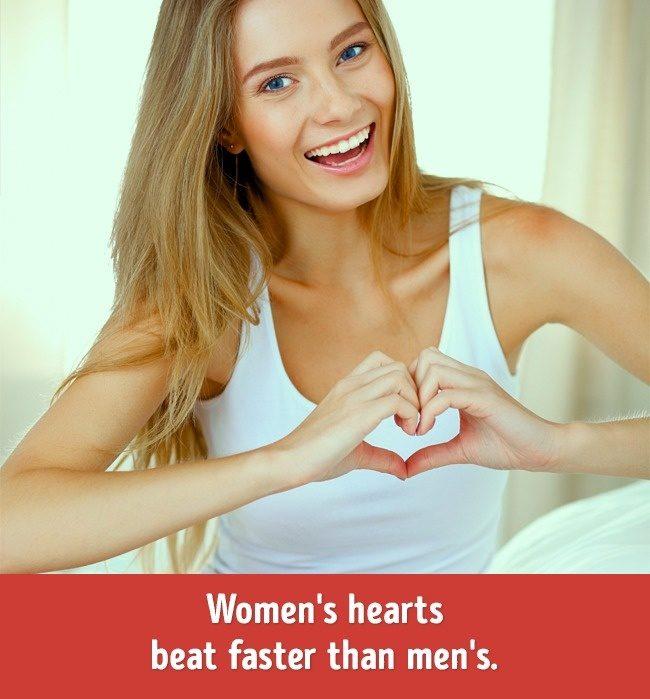 14個很多女生自己都不知道的「女生身體小秘密」!女生愛吃甜食不是沒道理!