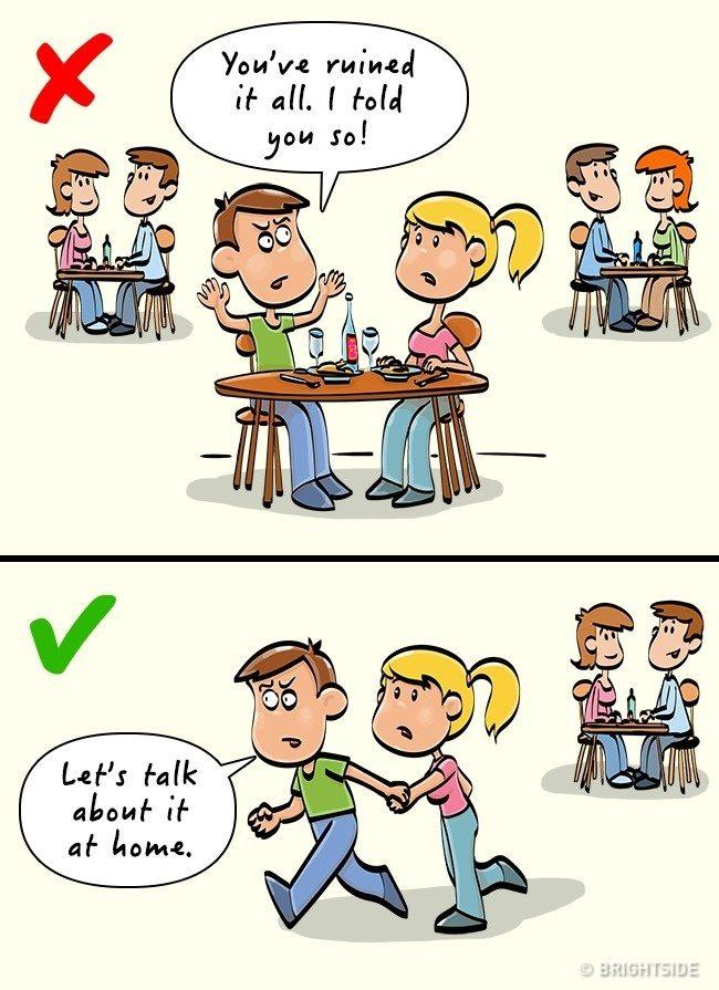 7個如果不想分手的話「跟另一半吵架時」千萬不可以做的事!