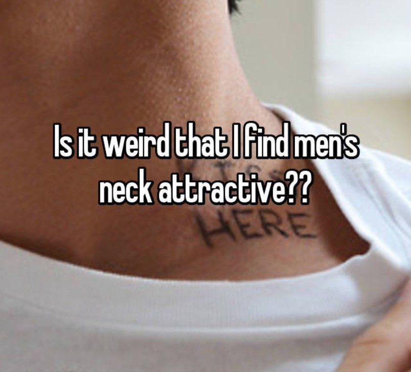 17個女生害臊自白「男生吸引她們的最奇怪點」證明光是長得帥沒用!