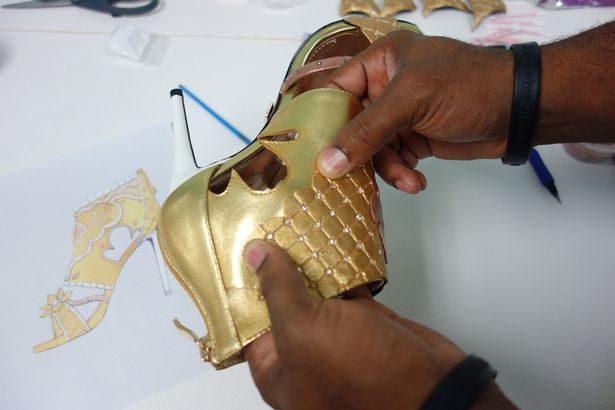 富豪訂製「全球最貴的鞋子」當生日禮物,「世上最狂材料」要價5億!