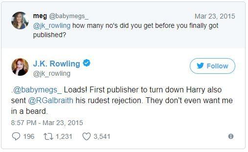 JK羅琳失敗次數可能比你多! 狂被出版社打槍《哈利波特》原始大綱「20周年首度公開」