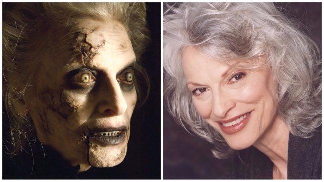 12個會讓你腦袋轉不過來的「恐怖片演員現實中的樣子」!這個《陰屍路》殭屍也太正了!