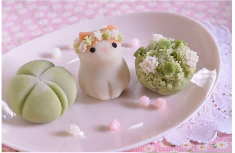 7款萌到你捨不得吃的「超可愛日本貓咪造型和菓子」!