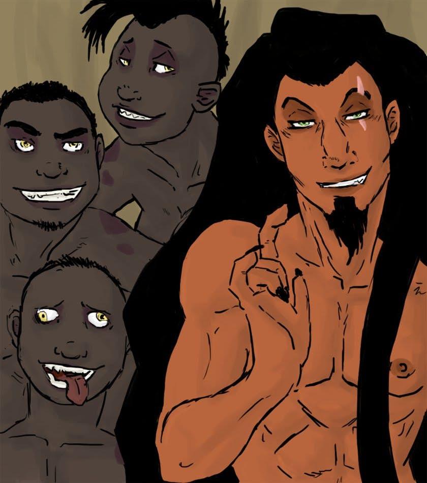 13個被完美轉換成「真人版」的知名動漫角色