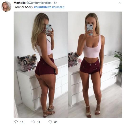 很少人知道的「致敬一發」,一個男人在網路上「射在女生照片上」新趨勢!