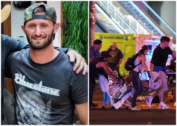 「拉斯維加斯槍擊案他偷卡車救30命」退役軍人變英雄!公司感動「免費送超豪華卡車」讓他再也不用偷!