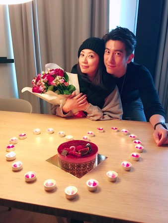 「兌現承諾」送賈靜雯最閃禮物,修杰楷:整個10月都是妳生日!