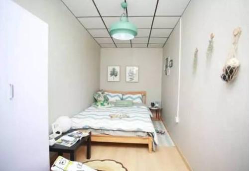 大學生為省錢租「3坪超破老屋」,一怒之下改造成「宜家家居北歐風公寓+小花園」連房東都想自己住!(23張)