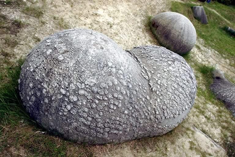 羅馬尼亞驚現「神秘活石」遇雨會長大,還會自己移動!科學家這樣解釋