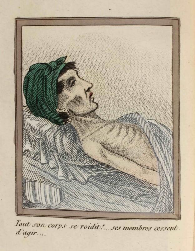 年輕男孩不可不看!法國1830年的《無名之書》竟在呼籲大家「打手槍超危險」會慘死於17歲!