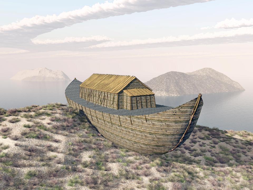 發現「諾亞方舟的遺跡」了!動員上百位科學家查真相!