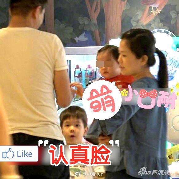 《爸爸5》嗯哼嘴軟說溜「回去妹妹都長大了吧」,杜江囧臉「想裝沒女兒」...卻被挖出大肚照!