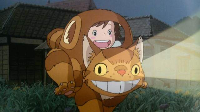 《龙猫》续集2002早上映「8成人都不知」!小梅「已跟龙猫重逢好久」隐藏版续集《梅与小猫巴士》温馨到喷泪! -pJyRpKSVkaSeq6Q