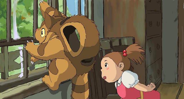 《龙猫》续集2002早上映「8成人都不知」!小梅「已跟龙猫重逢好久」隐藏版续集《梅与小猫巴士》温馨到喷泪! -pJyRpKSVkqCer6Q