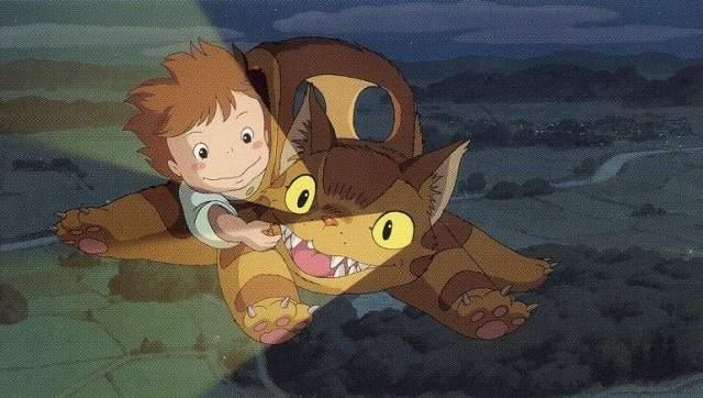 《龙猫》续集2002早上映「8成人都不知」!小梅「已跟龙猫重逢好久」隐藏版续集《梅与小猫巴士》温馨到喷泪! -pJyRpKSVkqKcqaQ