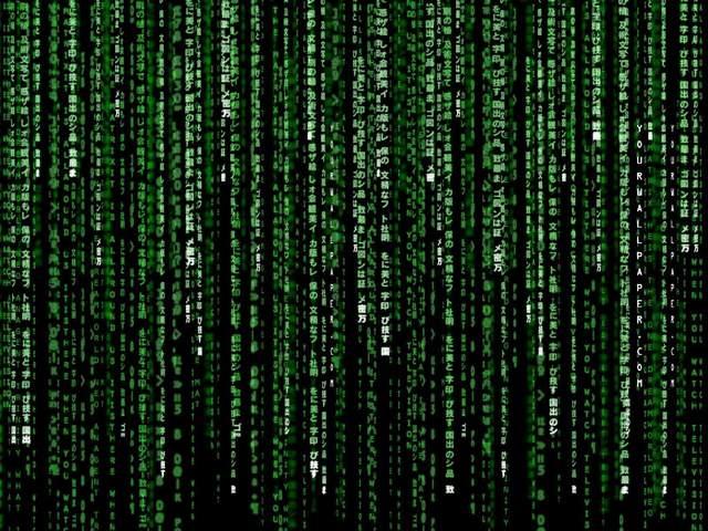 《駭客任務》電影片頭「彩蛋藏18年」!綠色瀑布文字流裡竟是「食譜」?!