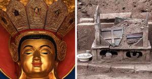 佛祖真的存在?考古學家發現來自「佛教的創始人」的2000件骨頭!