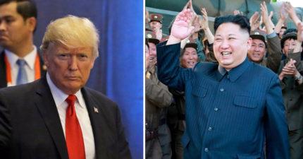 川普出言不遜,北韓宣布判川普死刑!取消參觀邊界行程讓北韓玻璃心碎
