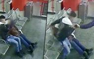 2名男子看流浪漢睡死玩自拍,拍完後「點菸縱火燃燒流浪漢」!(影片)