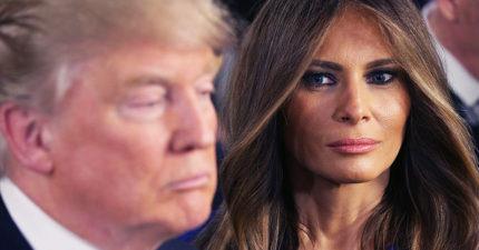 美國第一夫人向主持人透露「跟川普的性生活」,網友:很羨慕他...
