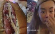 法拉利姊心碎街頭「賣黑鮑魚香腸」,激起台人同情爆棚「掏新台幣救婷婷」hen好吃呢!