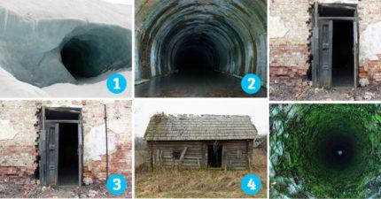 從這8個洞穴中挑出你最恐懼的,它會透露出你的性格以及未來成就!