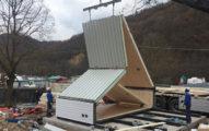 義大利推出高品質不用100萬「防震環保組合屋」,6小時蓋好還能隨意「帶房子搬家」!