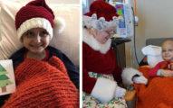 9歲罹癌男童提早過「最後聖誕節」,全世界送暖湧入「6萬多封卡片」讓他有重生FEEL!