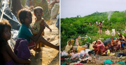 緬甸軍性虐羅興亞人「手段比IS還殘暴」,15歲少女遭軍人「輪流硬來」下體腫得比拳頭大!