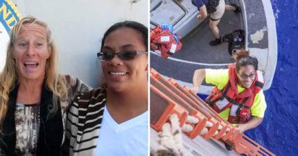 台灣漁船「救美國2女子」出現反轉!她們指控:「台灣漁船想殺死我們!」