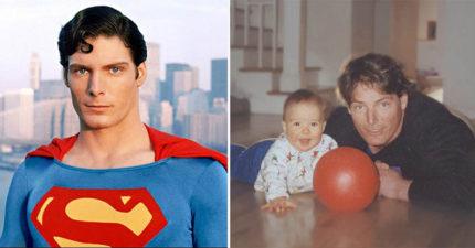 超人的兒子「12歲就失去爸爸」變成孤兒,現在長大了「比老爸更像超人」帥氣爆表!