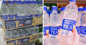 日本超夯「透明奶茶」在台灣開賣了!台灣再現喪屍潮掃貨「這裡」搶得到!