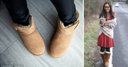 醫師揭露雪靴「醜陋的真相」,穿了會「害妳一輩子」嚴重還要開刀!