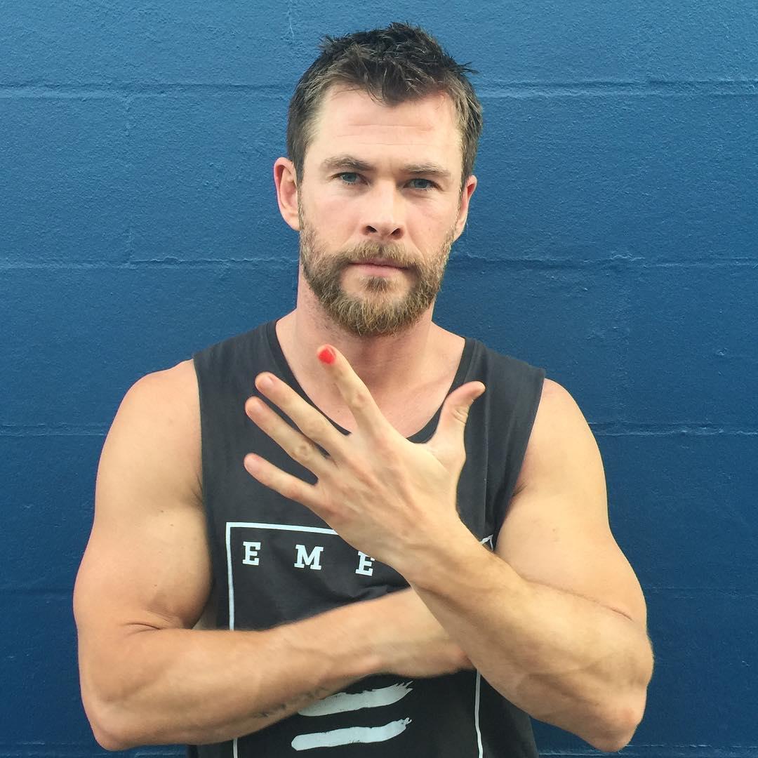 克里斯漢斯沃「索爾魔鬼訓練內容」曝光,「4種運動+30天」練成打贏浩克的肌肉!
