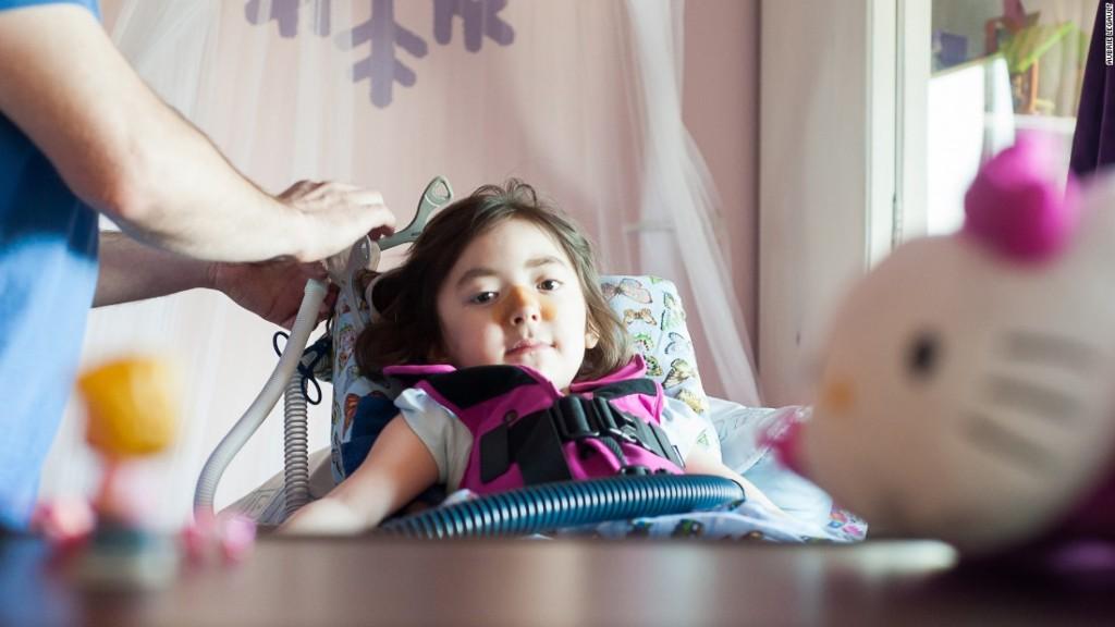 天堂比醫院好...5歲女孩希望「在家安樂死」擺脫病痛,父母:「去了不痛的地方」卻遭網友痛罵