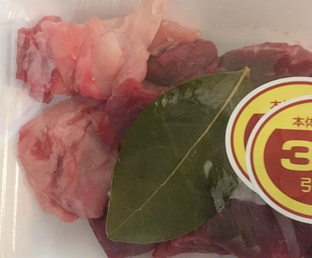 日本超市「为何牛肉都加一片叶子」?其实超重要! -20171112001458