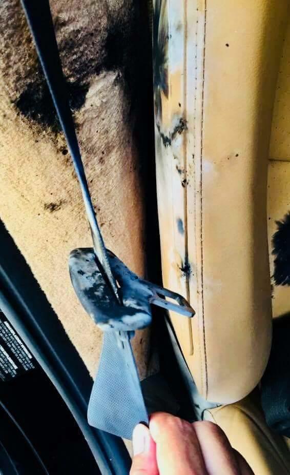 结婚开保时捷霸气迎娶!不专业放炮舅「鞭炮没丢准」…车内被炸烂画面让人心碎 -23472917_1244220469054813_7640593263333373203_n-1