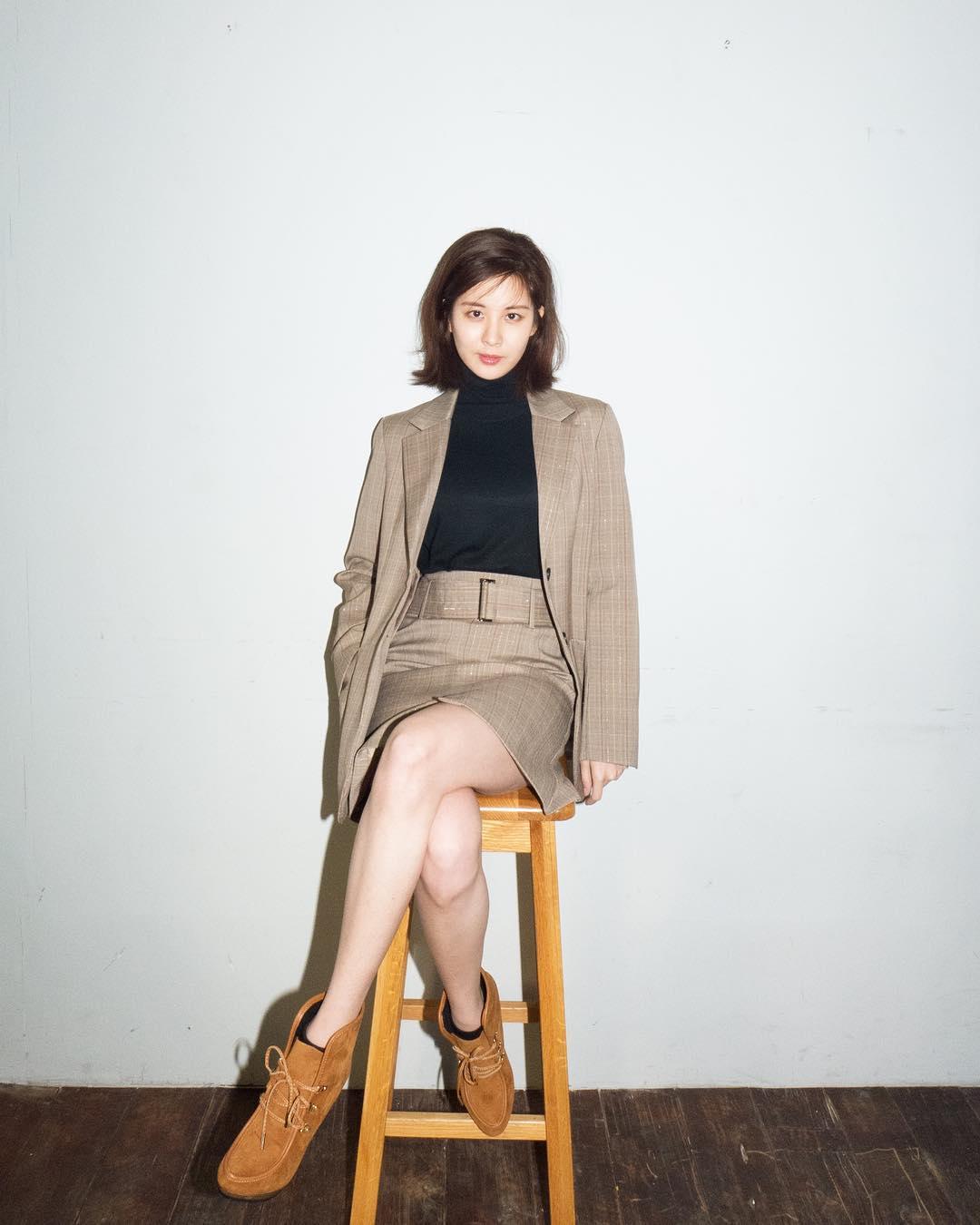徐賢坦然透露「離開SM娛樂」原因,大方談「少女時代未來」她:想自己一個人