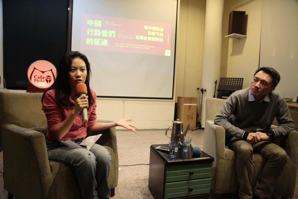 被台灣文化養大!27歲中國女作家:上大學後才知道中國「不正常」...透露陸網軍都是「這群人」被洗腦最慘!