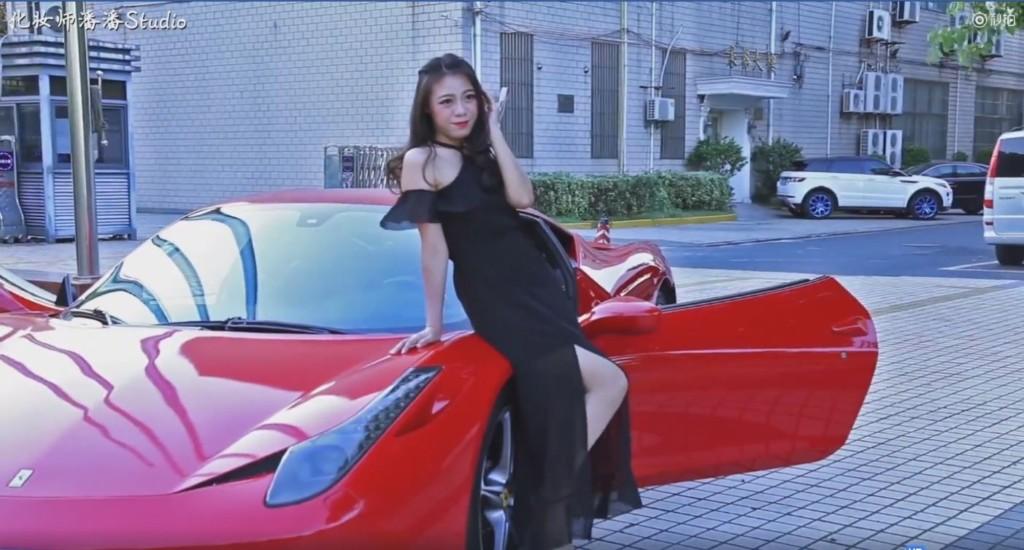 「老脸崩塌」大婶逆袭!惨被职业摧残改造完…成18岁「车模」惊艳众人!(影片) -2922570