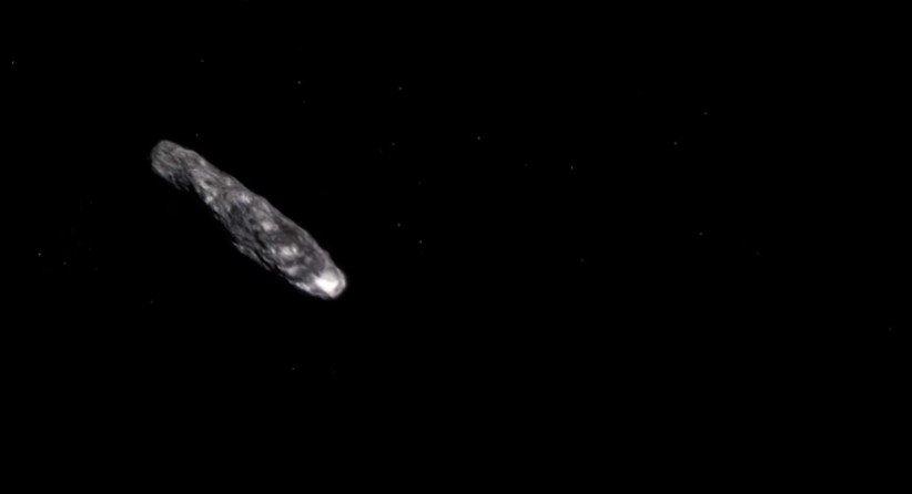 歷史性新發現!NASA證實「雪茄狀飛行物體」來自其他太陽系,透露「組成成份」判斷是否有外星人