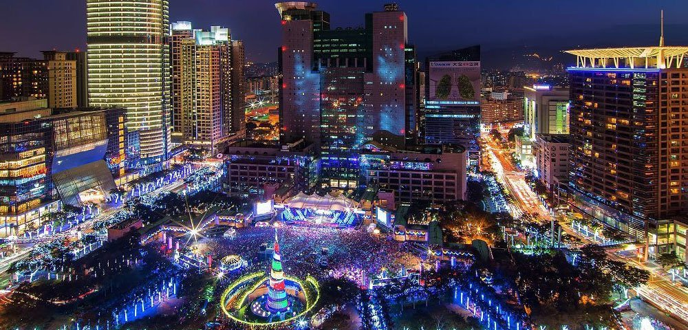 最夢幻的聖誕節!2017新北歡樂耶誕城「這一天」登場!全台最大3D光雕秀狂升級「3大燈區」期待值破表!