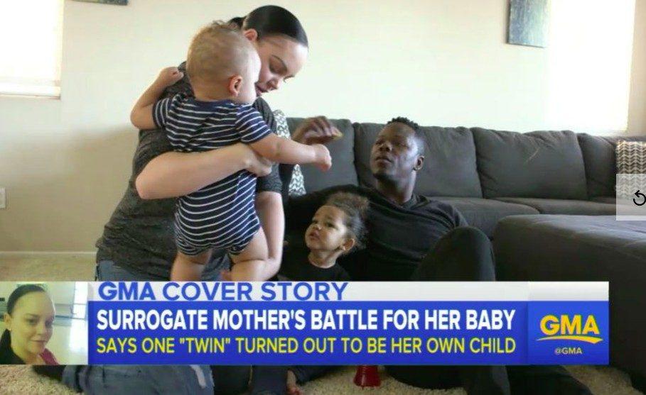同時懷兩胎已經很罕見,出生一月才驚覺「兩個沒有血緣關係」爸爸7PUPU!醫生這樣說: