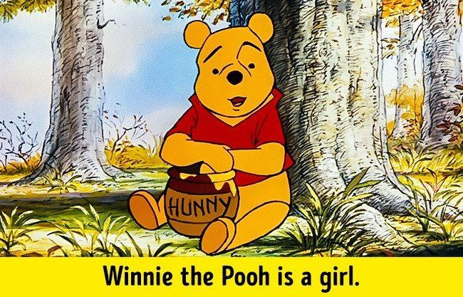 12個我們「活在謊言之中」的證明 奧運金牌不是「金」、維尼熊是女的?