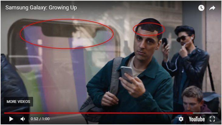 三星拍出一支「以iPhone為中心」的影片,網友:酸到讓人想換手機...