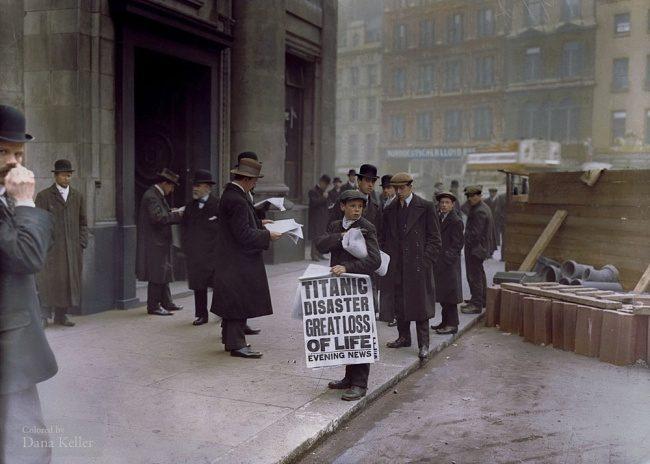 30張看完後「不會再有人敢說你沒世界觀」的超珍貴歷史照片。