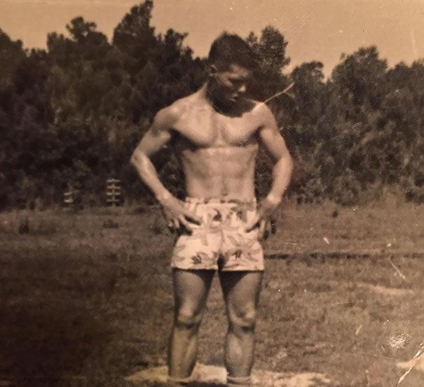 30张爷爷奶奶年轻时「潮到出水」的照片,让孙子们都自叹不如! -5a0baaa091203