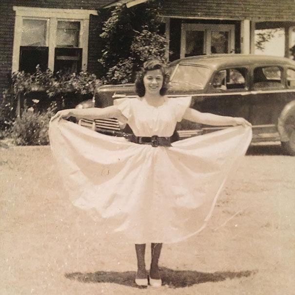 30张爷爷奶奶年轻时「潮到出水」的照片,让孙子们都自叹不如! -5a0baaaa54f2f